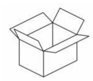 Dentro de una caja cualquiera